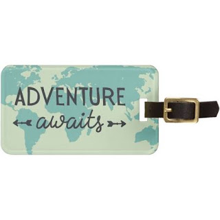 Trendy Luggage Tag