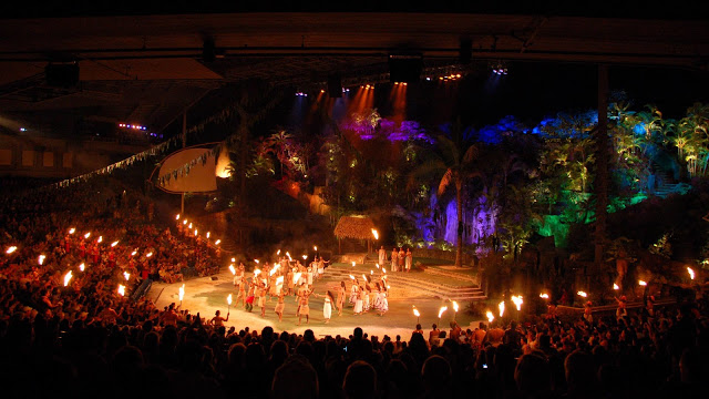 "The World's Largest Polynesian Night Show, ""Ha: Breath of Life"""