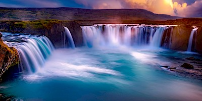 Iceland's Captivating Waterfalls