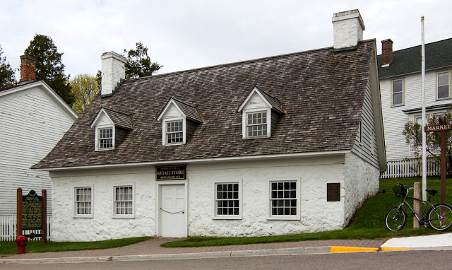American Fur Company Store and the Dr. Beaumont Museum