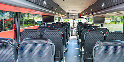 Picking a Motor-coach Seat