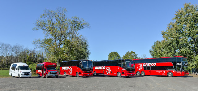 DATTCO's Motor-coaches