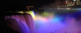 Niagara Falls - Holiday Festival of Lights