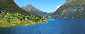 Cruising Norway Fjords